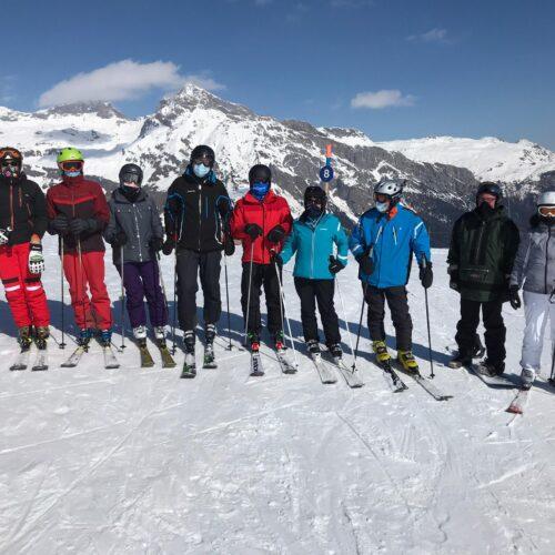 Skiweekend21